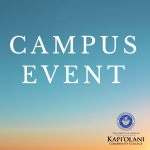 "Image of ""Campus Event"""